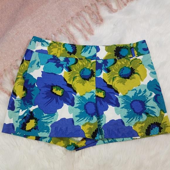 LOFT Pants - Loft Floral Shorts